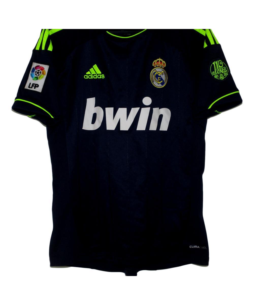 half off 9463e c9ba8 2012-13 Real Madrid Away Shirt (LB) | The Kitman Football Shirts
