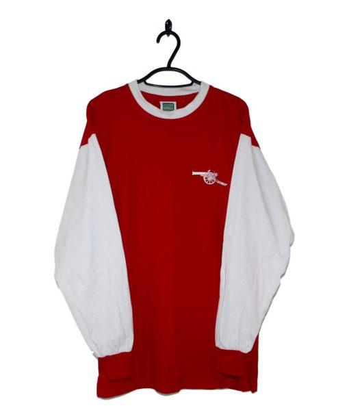 Arsenal 1970's Long Sleeve Home Shirt