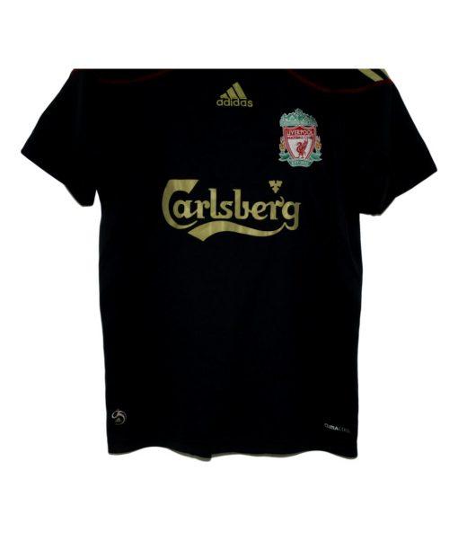 Adidas 2009-10 Liverpool Away Shirt