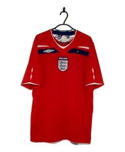 Umbro 2008-10 England Away Shirt
