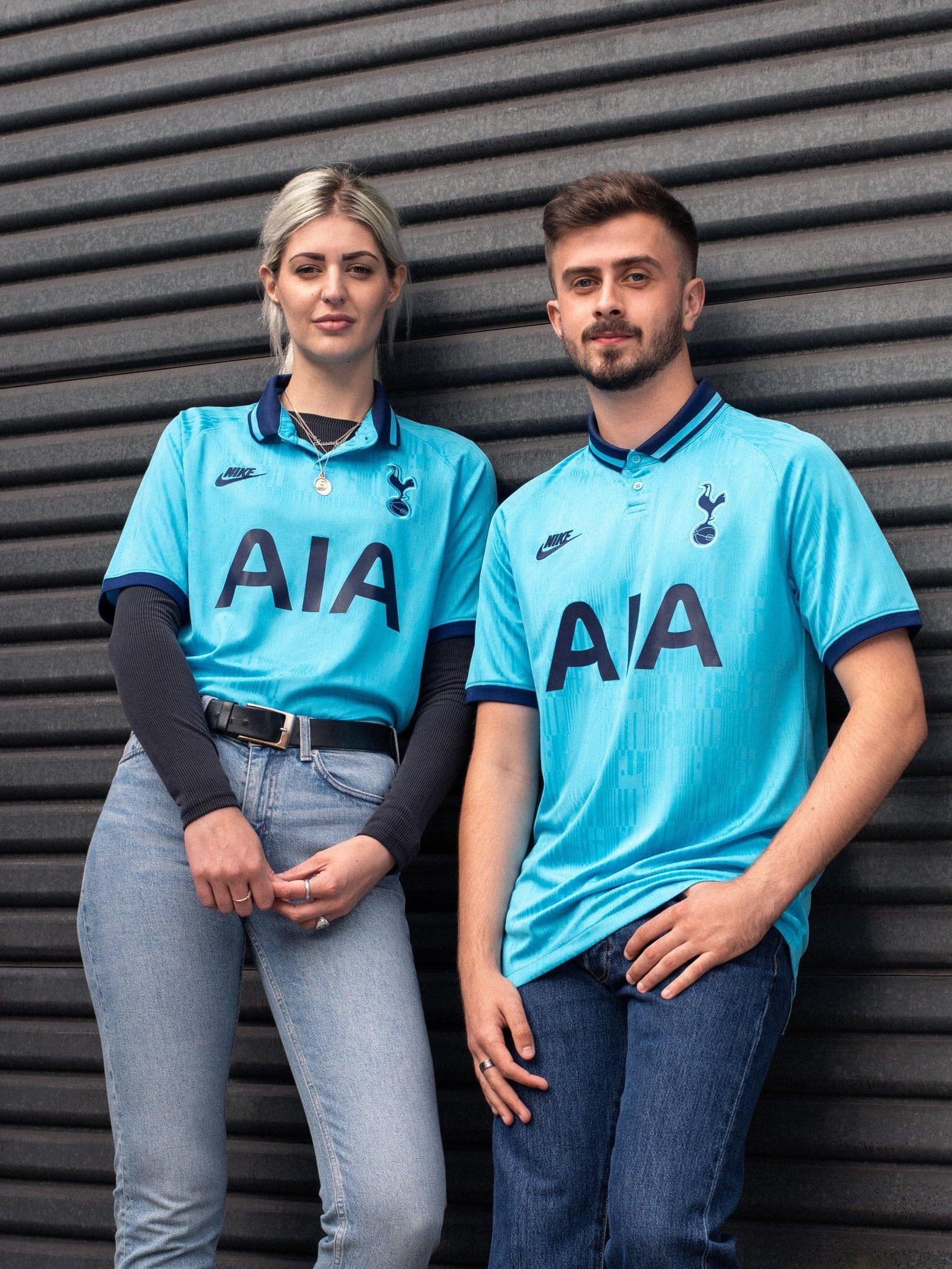 Nike 2019-20 Tottenham Third Kit Revealed