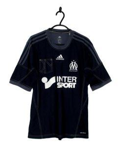 Adidas 2013-14 Olmpique Marseille Away Shirt