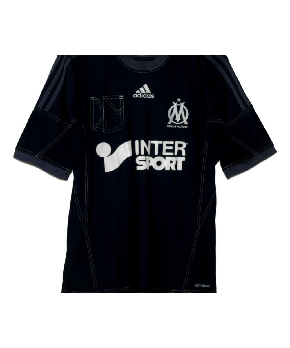 Adidas 2013 14 Olympique Marseille Away Shirt (S) | The Kitman