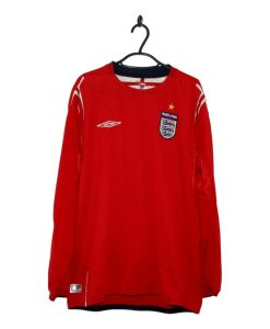 Umbro 2004-06 England Away Shirt