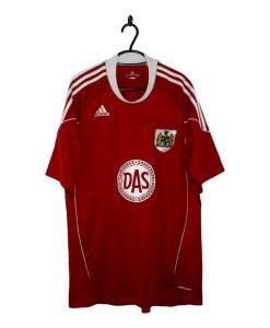 2010-11 Bristol City Home Shirt
