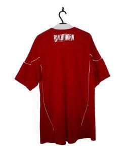 2010-11 Bristol City Adidas Home Shirt