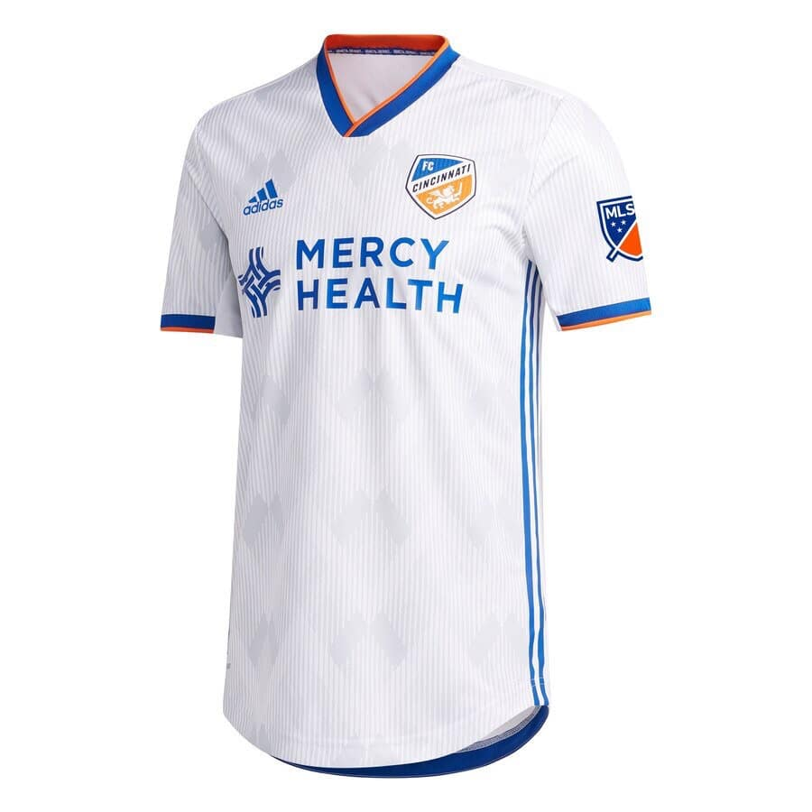 FC Cincinnati 2020 'Heritage Link' Adidas Away Kit
