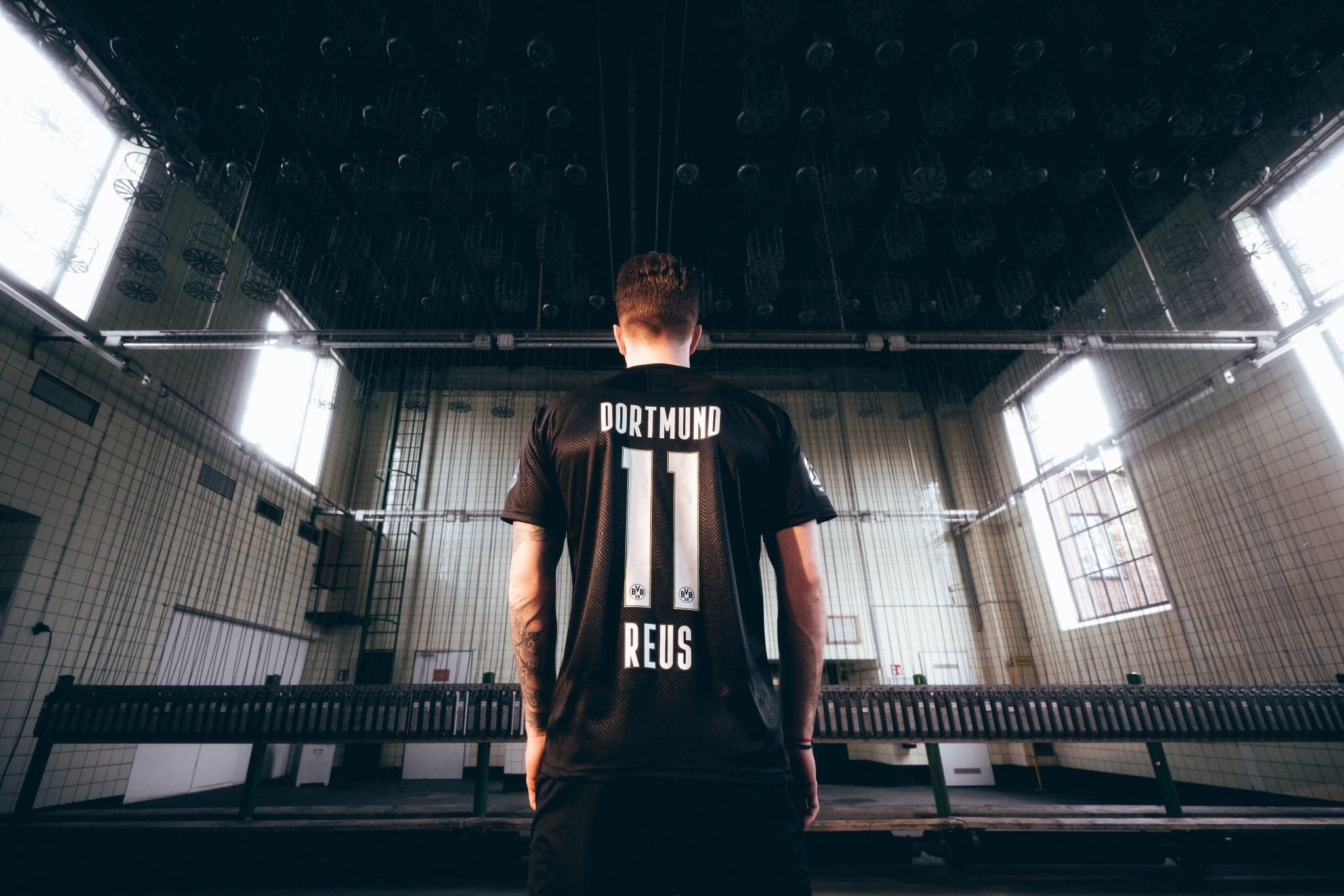 Borussia Dortmund 110th Anniversary Blackout Kit Released