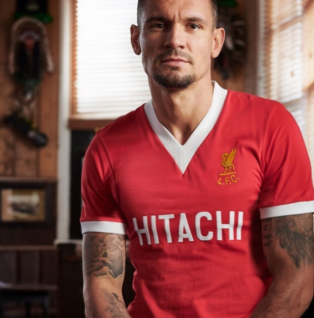 Liverpool Retro Collection Released