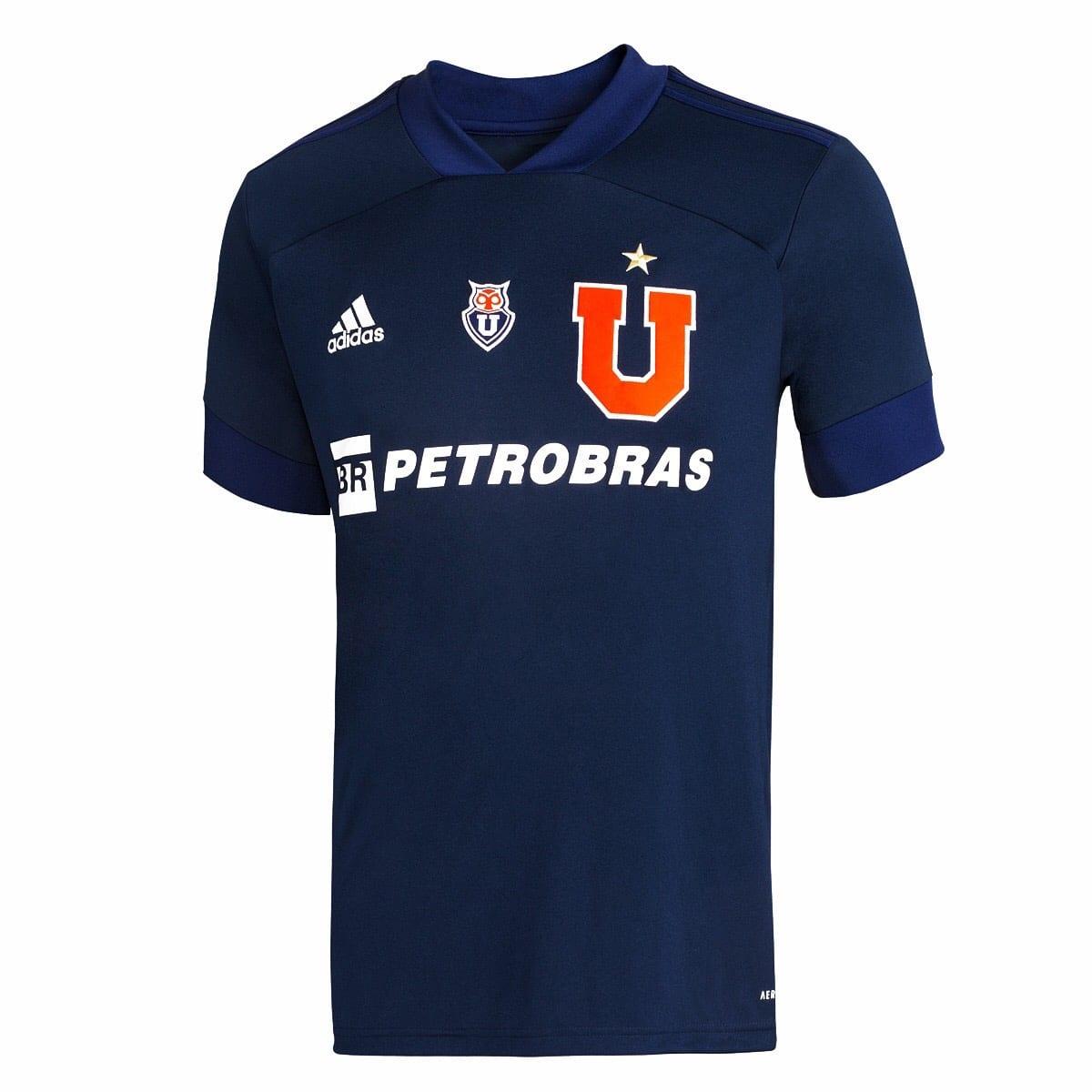 Universidad de Chile 2020 Adidas Home Kit