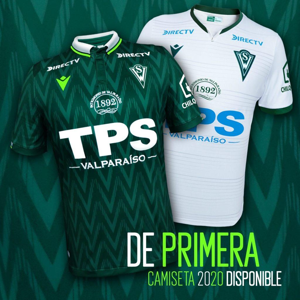 Santiago Wanderers 2020 Macron Kits Released The Kitman