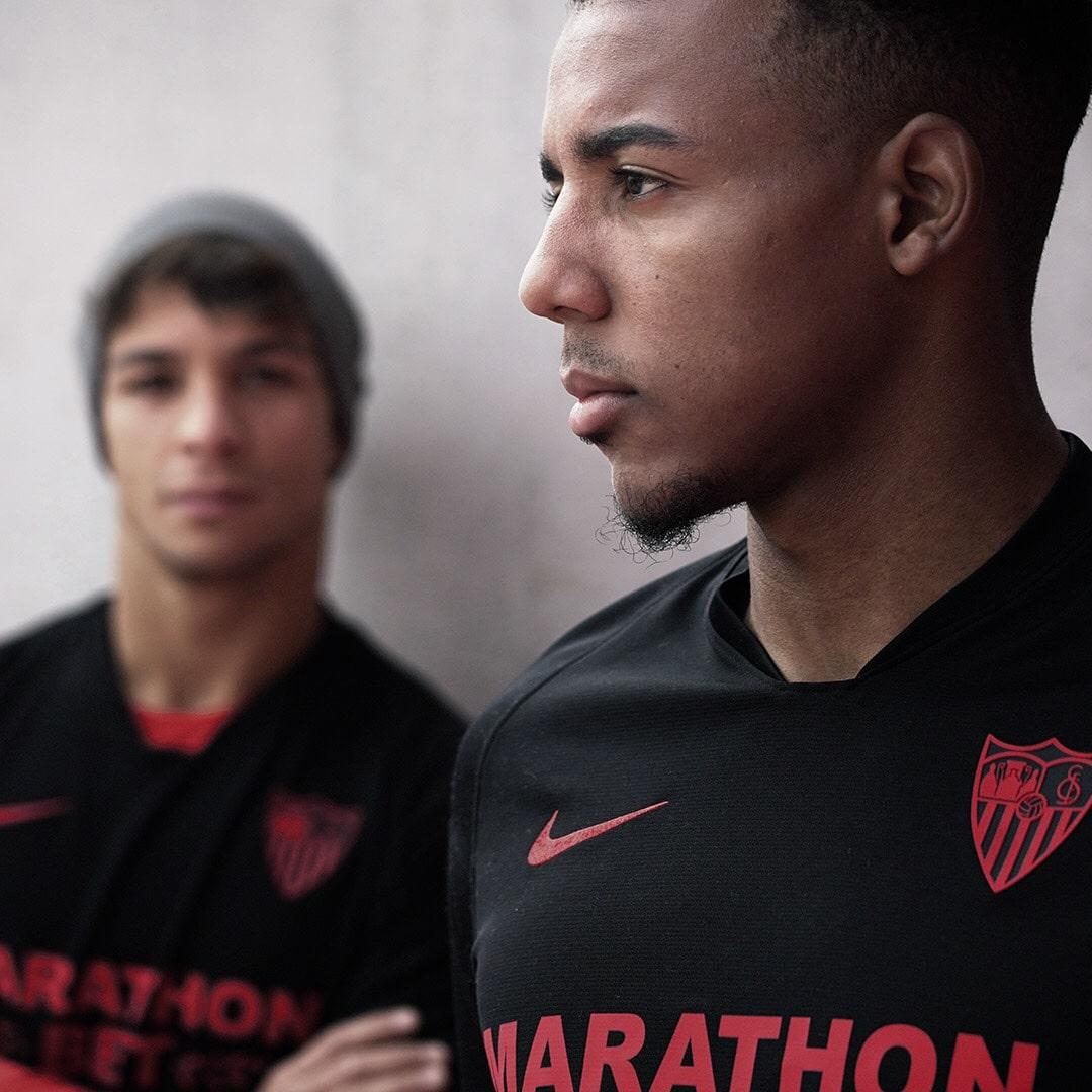Sevilla Black Edition Shirt 2019-20