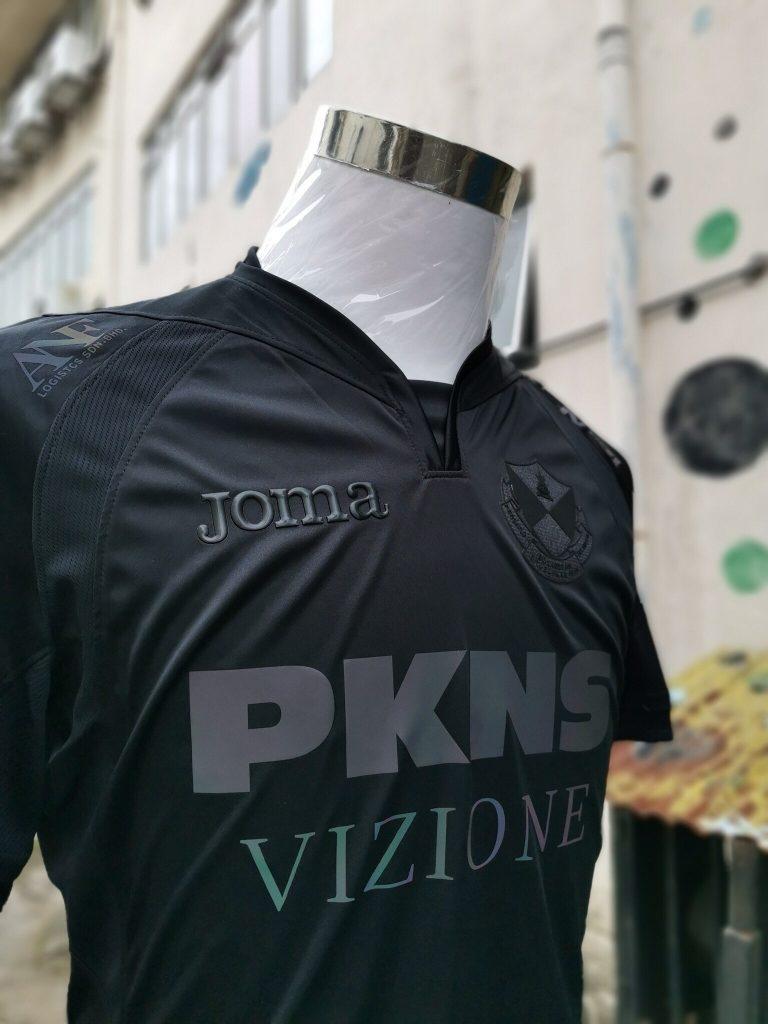Selangor 2020 Blackout Third Kit The Kitman