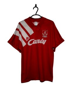 1991-92 Liverpool Home Shirt
