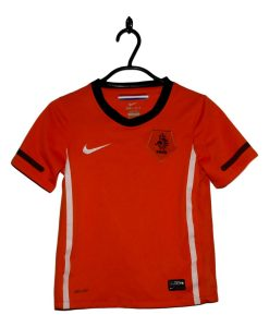 2010-11 Netherlands Home Shirt