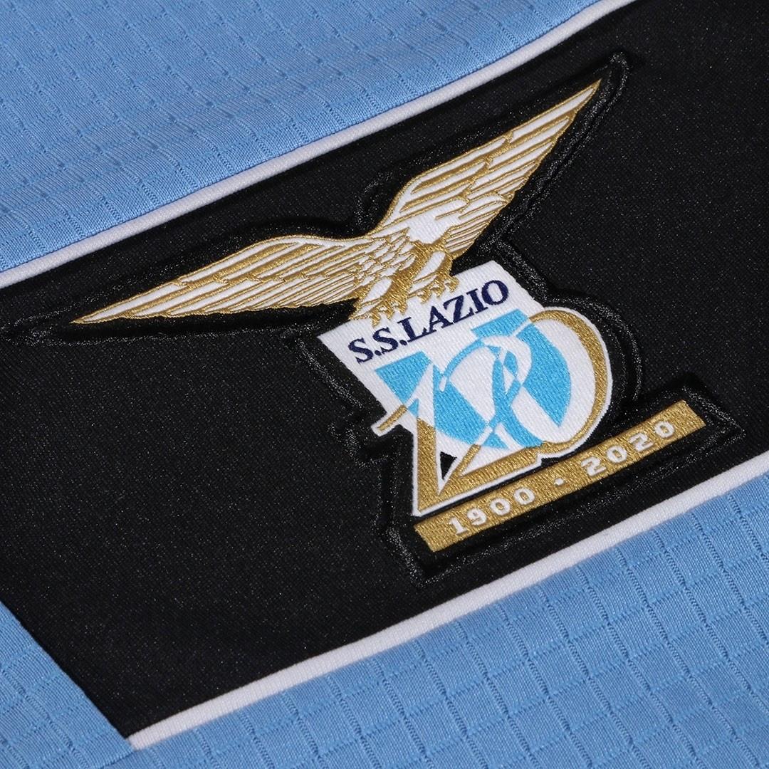 Lazio 120th Anniversary Kit Made By Macron