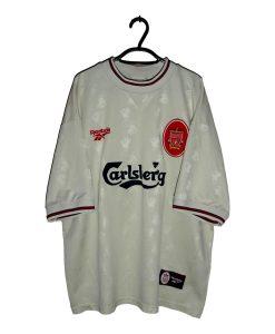 1996-97 Liverpool Away Shirt