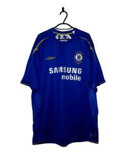 2005-06 Chelsea Centenary Home Shirt