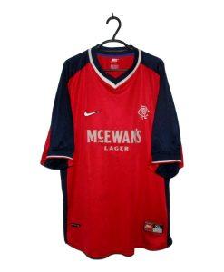 1998-99 Rangers Away Shirt