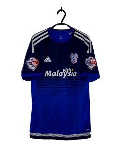 2015-16 Cardiff City Home Shirt