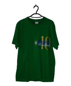 Brazil Ronaldinho T Shirt