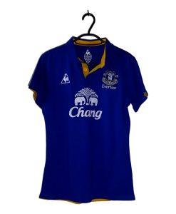 2011-12 Everton Home Shirt