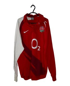 2007-09 England Rugby Union Away Shirt (L)
