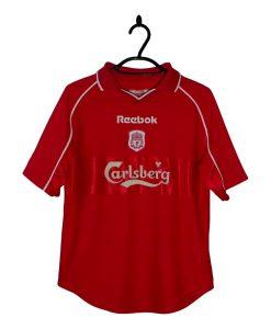 2000-02 Liverpool Home Shirt