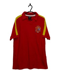 1982 Spain World Cup Home Shirt