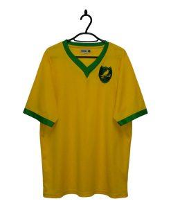 2008-09 Norwich City FA Cup 1959 Retro Shirt