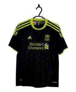 2010-11 Liverpool Third Shirt