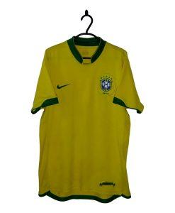 2006-08 Brazil Home Shirt