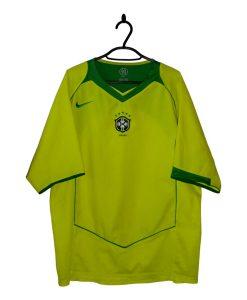 2004-06 Brazil Home Shirt