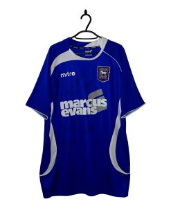 2009-10 Ipswich Town Signed Home Shirt