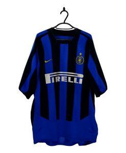 2003-04 Inter Milan Home Shirt