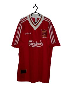 1995-96 Liverpool Home Shirt