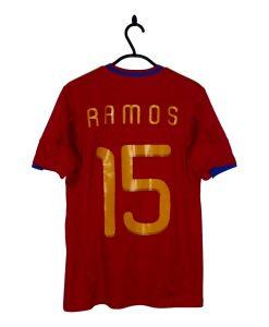 2009-10 Spain Home Shirt