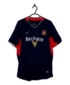 2003-04 Sunderland Away Shirt