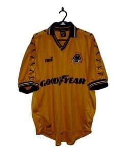 1998-00 Wolves Home Shirt