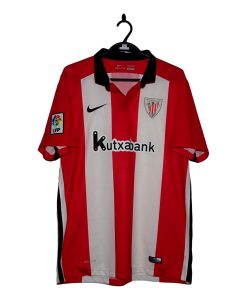 2015-16 Athletic Bilbao Home Shirt
