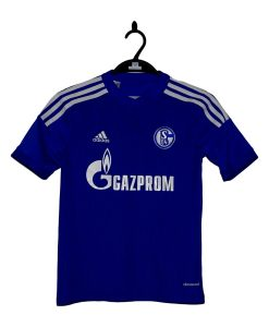 2014-15 Schalke 04 Home Shirt