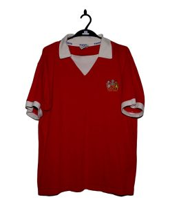 1970's Manchester United Home Shirt