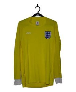 2010-11 England Goalkeeper Shirt