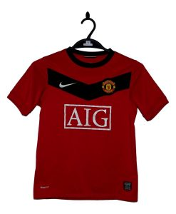 2009-10 Manchester United Home Shirt