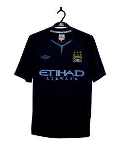 2010-11 Manchester City Away Shirt