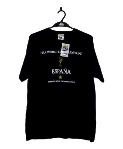 Spain 2010 FIFA World Cup Champions T-Shirt