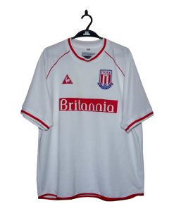 2001-03 Stoke City Away Shirt