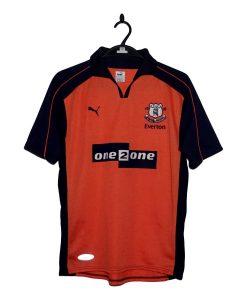 2001-02 Everton Third Shirt