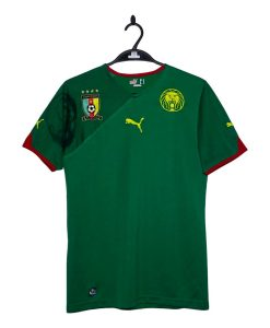 2010-11 Cameroon Home Shirt
