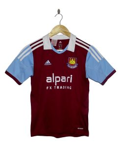 2013-14 West Ham United Home Shirt